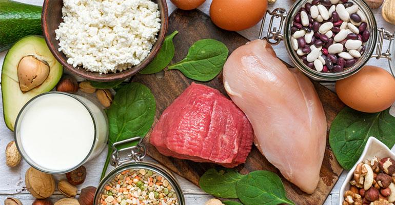 Le proteine negli alimenti